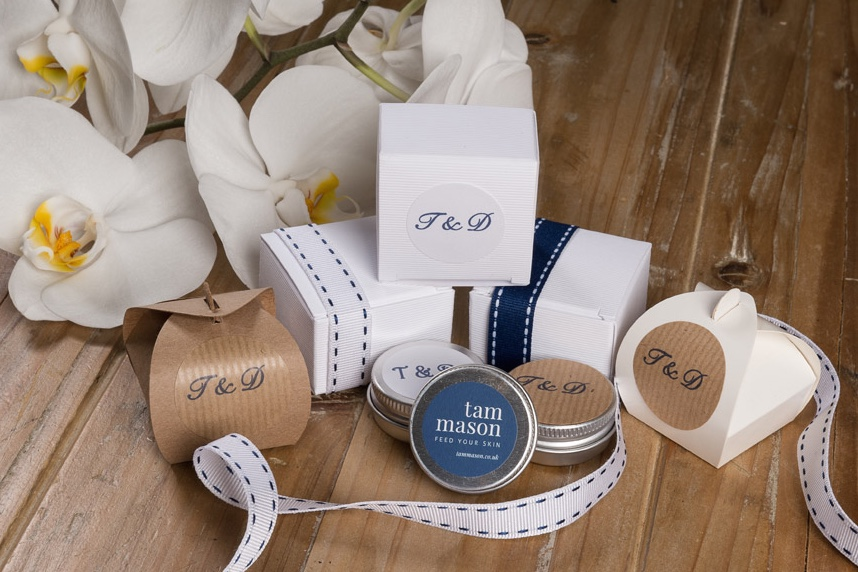 A Small and Perfectly Formed Wedding Favour